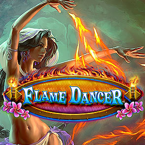 Тестируйте симулятор видеослота Flame Dancer в демонстрационной версии без скачивания онлайн на портале казино онлайн Эльдорадо